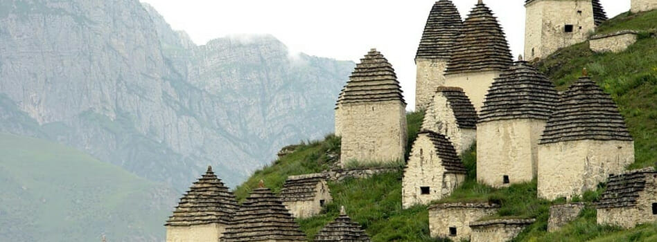 Dargavs' City of the Dead Holds Centuries of Mysteries