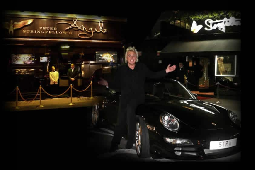 Peter Stringfellow to be buried in Woodland Burial Site